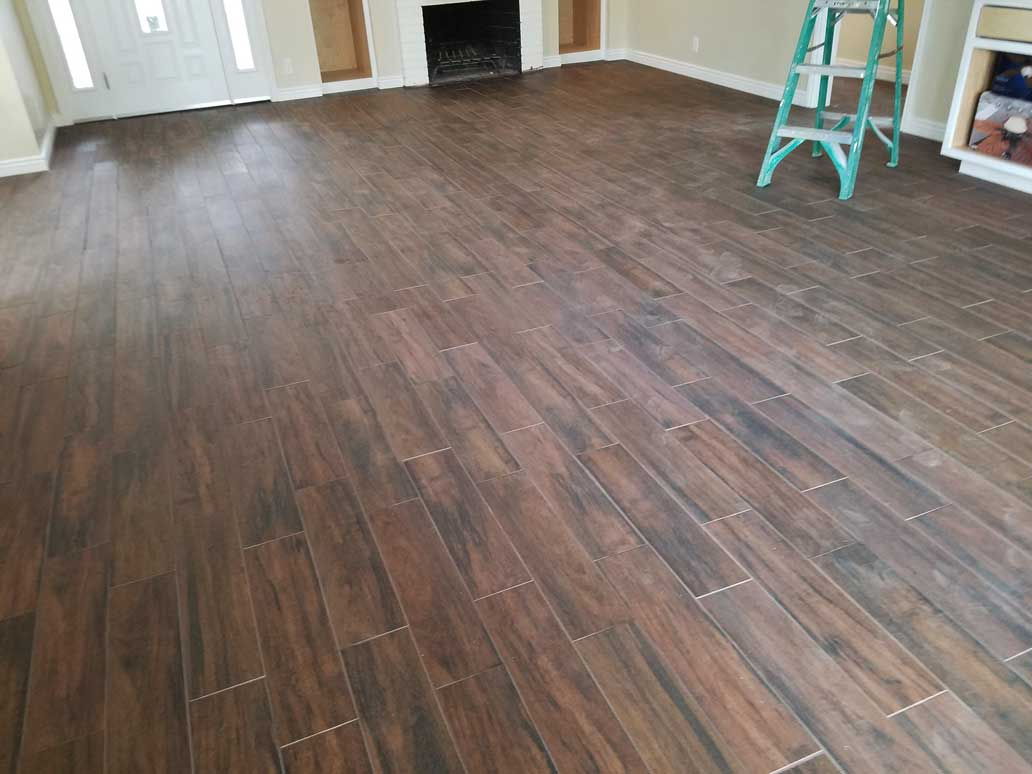 New Tile Floors Long Beach | Roberts Tile | 562-421-2526